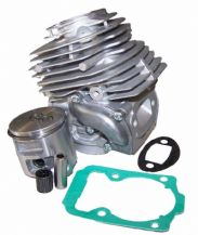 HUSQVARNA 555 560 560XP 562 JONSERED CS2258 CS2260 CYLINDER (46MM) INC GASKETS & BEARING